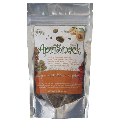ApriSnack� - B17 Rich Super Food!