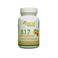 B17/Amygdalin 100mg Capsules