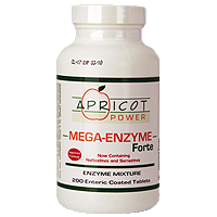 Megazyme Forte : Pancreatic Enzymes