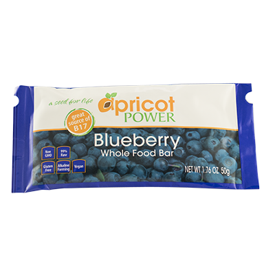 Blueberry Whole Food Bar