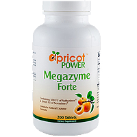Megazyme Forte: Pancreatic Enzymes