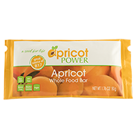 Apricot Whole Food Bar