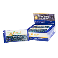 Blueberry Whole Food Bars - box of 12