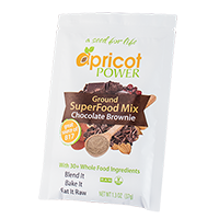 SuperFood Mix - Chocolate Brownie - 1.3oz packet