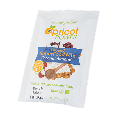 SuperFood Mix - Coconut Almond - 1.3 oz packet