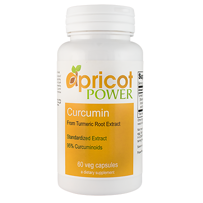Curcumin from Tumeric Root Extract