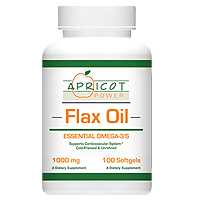 Flax Oil Softgels