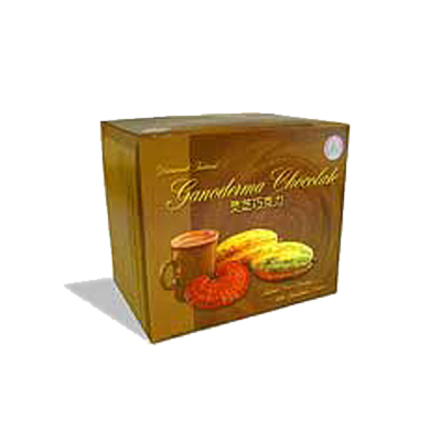 Ganoderma Hot Cocoa