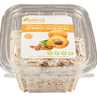 Apricot Seed Meal - 6 oz