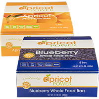Whole Food Bars - 2 Boxes Mixed Flavors