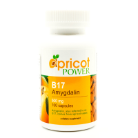Apricot Power B17/Amygdalin 500mg Capsules
