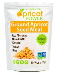 California Apricot Seed Meal - 6 oz